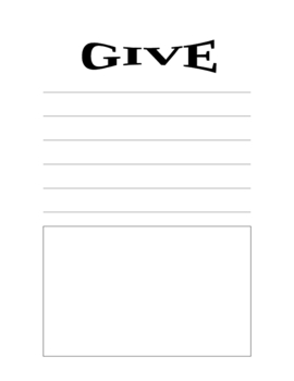 Lenten Bulletin Board and Reflection