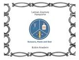 Lenten Journey Passports