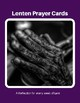 Lenten Prayer Cards