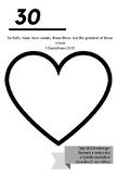 Lenten Prayer Journal part 2