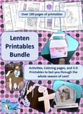 Lenten Printables Bundle