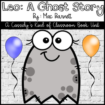 Leo: A Ghost Story Book Companion