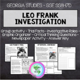 Leo Frank Investigation Group Activity GSE SS8H7 D