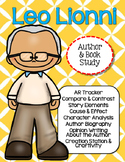 Leo Lionni Author & Book Study {CCSS}