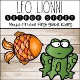 Leo Lionni Author Study Unit   Distance Learning