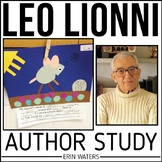Leo Lionni Author Study Unit {Craftivity Included!}