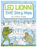 Leo Lionni B-M-E Story Maps