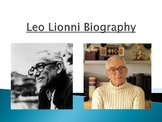 Leo Lionni Biography PowerPoint