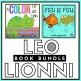 Leo Lionni Book Companion Bundle