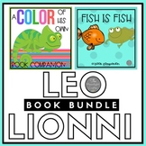 Leo Lionni Book Companion Bundle