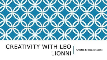 Leo Lionni Creative Ideas Resource