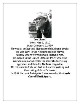 Leo Lionni Literature Study