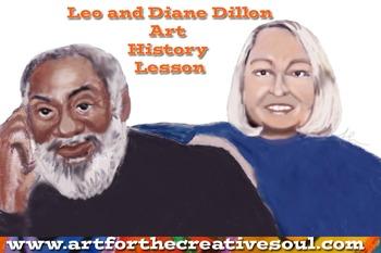 Leo and Diane Dillon Art History Lesson