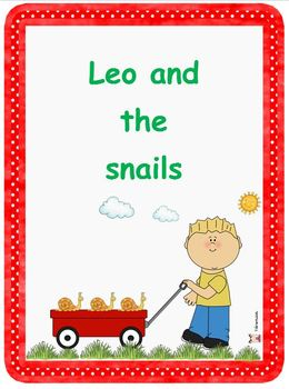 Leo and the snails