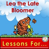 Book Companion ~ Leo the Late Bloomer  ~ Grades PK/K