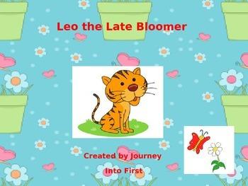 Leo the Late Bloomer (Journeys Kindergarten Unit 5 Lesson 22)