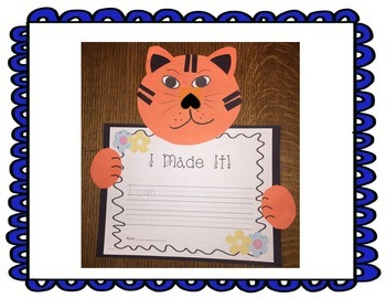Leo the Late Bloomer Journeys Unit 5 Lesson 22 Kindergarten Sup. Act.