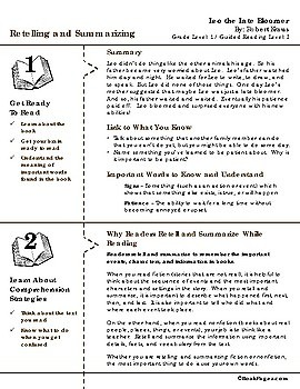 Leo the Late Bloomer Lesson Plans & Activities Package, First Grade (CCSS)