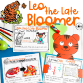 Leo the Late Bloomer: Interactive Read-Aloud Lesson Plans