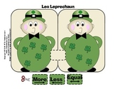 FREE Leo the Leprechaun  [More or Less] FREE