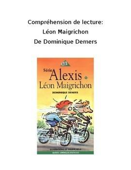 Léon Maigrichon - compréhension de lecture