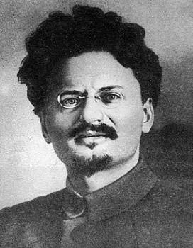 Leon Trotsky Fake Facebook Profile Page