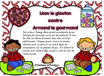 Léon le glouton et Armand le gourmand