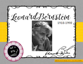 Leonard Bernstein - his life and music PPT