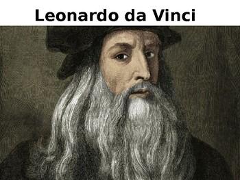 Leonardo da Vinci - An illustrated Guide