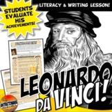 Leonardo Da Vinci, Renaissance Man? Common Core Writing an