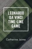 Leonardo Da Vinci Time-Line Game