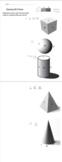 Leonardo Da Vinci Value and Form Practice & Inventions Brainstorming