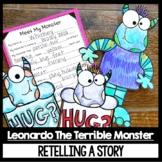 Leonardo The Terrible Monster Guided Reading Focus Retell