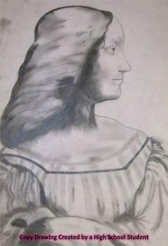 Leonardo da Vinci Complete Drawing Art Project
