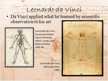 Leonardo da Vinci Drawing Lecture Only
