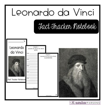 Leonardo da Vinci Research Guide {Fact Tracker}