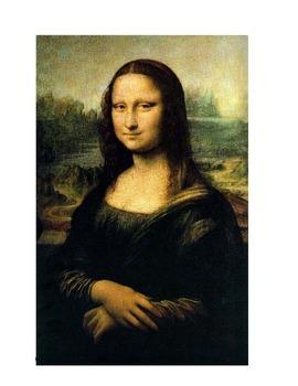Leonardo da Vinci Perspective Lesson Plan