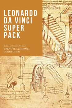 Leonardo da Vinci Super Pack [Bundle]