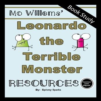 Mo Willems Leonardo the Terrible Monster