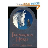 Leonardo's Horse, Reading Street 5th grade, Background Information