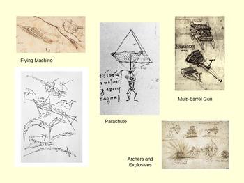 Leonardo's Inventions Presentation
