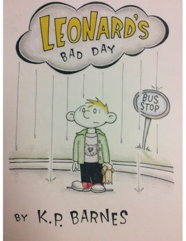 Leonard's Bad Day- color version