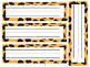 Leopard Classroom Decor