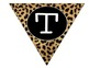 Leopard Math Banner