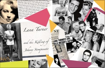 Murder Trials ~ Media Events ~ Lana Turner ~ Leopold Loeb