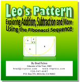 Leo's Pattern: Exploring Addition and Subtraction Using the Fibonacci Sequence