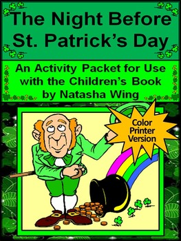 St. Patrick's Day Reading Activities: The Night Before St.