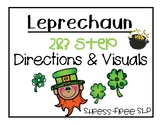 Leprechaun 2&3 Step Directions & Visuals