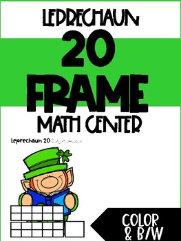 Leprechaun 20 Frame Math Center