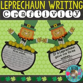 Leprechaun Writing and Craft